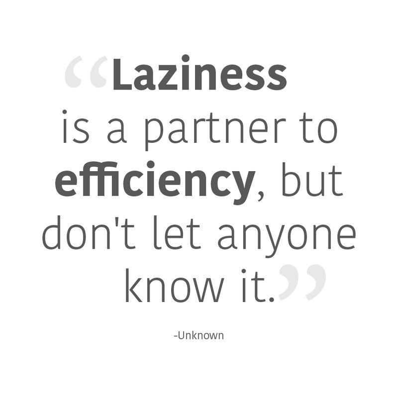 Laziness-01